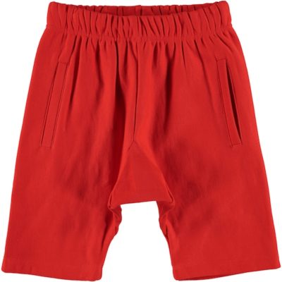 Molo Awobido shorts heart red