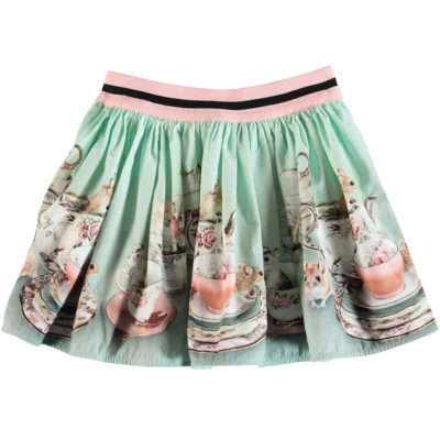 Molo Brenda Skirt Mouse Teaparty