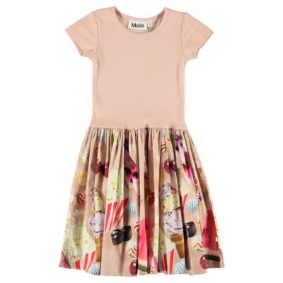 Molo Cissa Dress Summer Snacks