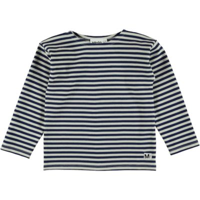 Molo Sweatshirt Milder Narrow stripe