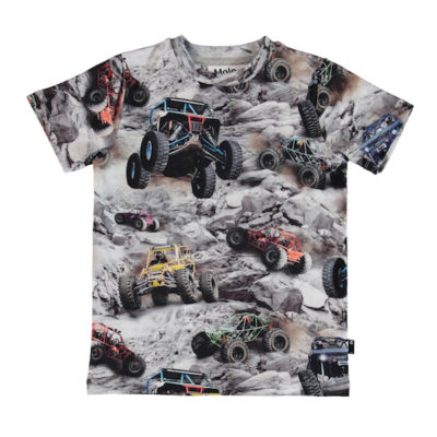 Molo T-shirt Ralphie Offroad Buggy
