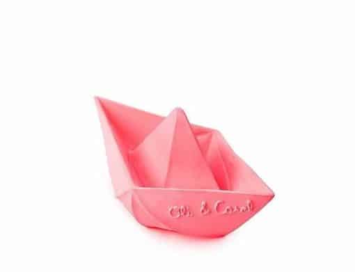 Oli&Carol Badspeeltje bootje roze