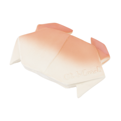 Oli&Carol Bijtspeeltje origami krab