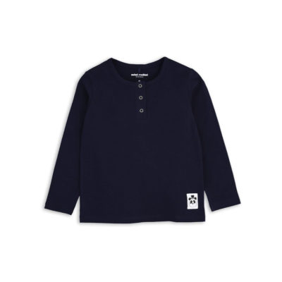 Mini Rodini Grandpa Tee navy