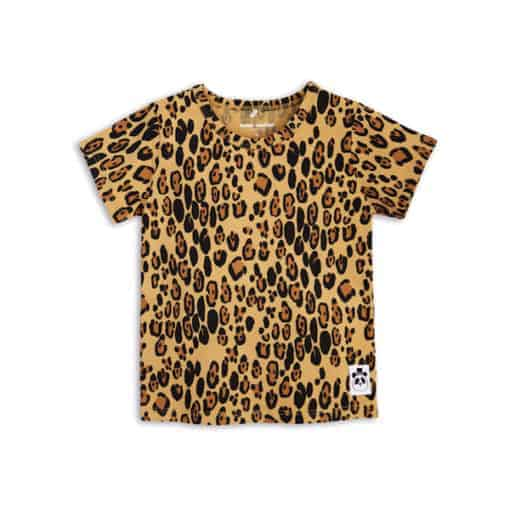 Mini Rodini Leopard Shirt