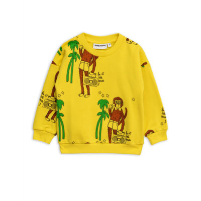 Mini Rodini Cool Monkey Sweatshirt