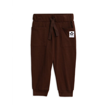 Mini Rodini Trousers Brown