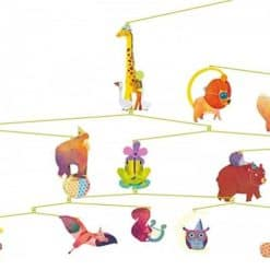 Djeco Mobile Carnival of Animals