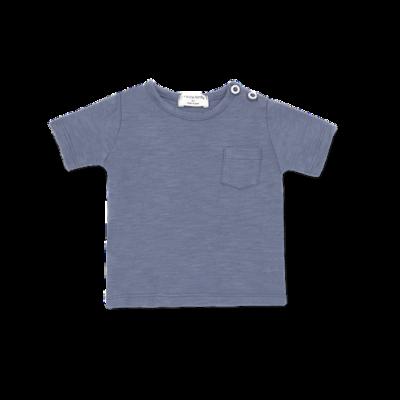 1+ in the family Domenico t-shirt indigo