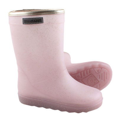 Enfant Rainboots Rose Gold