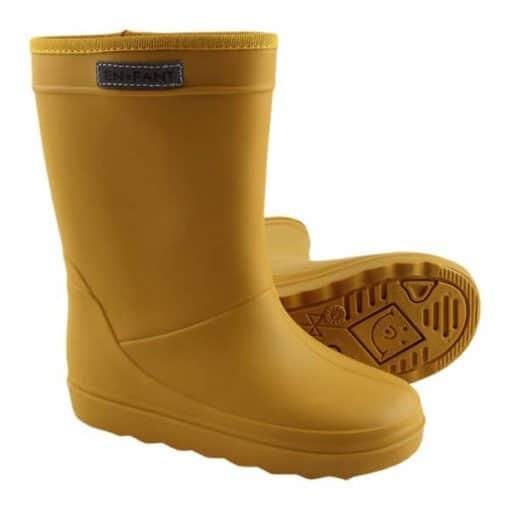 Enfant Rainboot Yellow