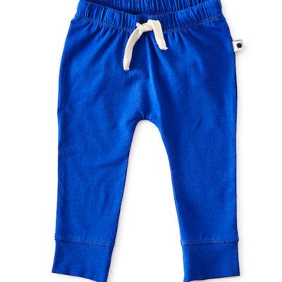 Little Label Pants Cobalt Blue