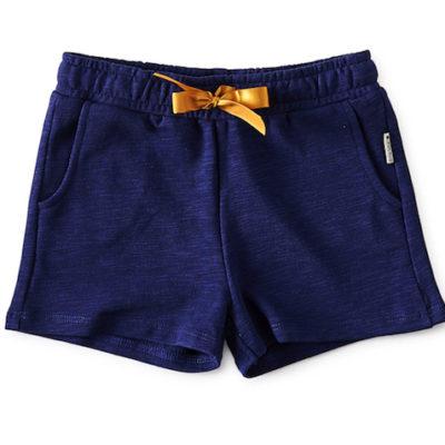 Little Label shorts dark blue