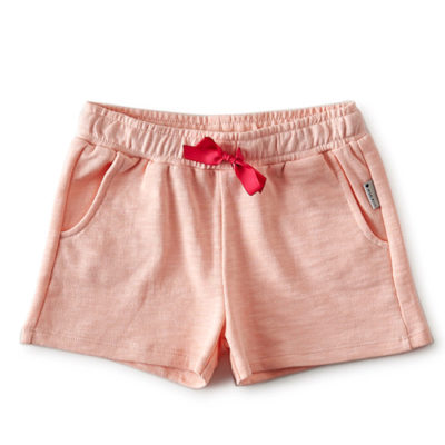 Little Label shorts light pink