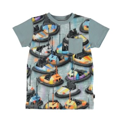 Molo Shirt Roman Bumper Car