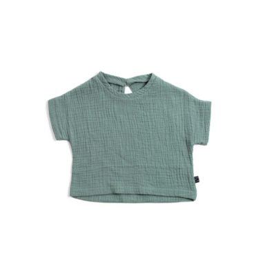 Monkind Teal Shirt