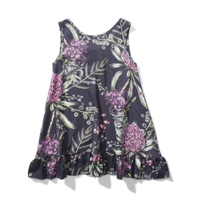 Munsterkids Dress Belle Wild Flower