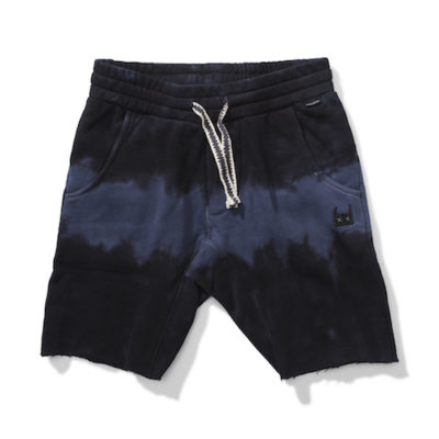 Munsterkids Shorts Deck Split Postal Blue