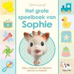 Het grote speelboek van Sophie