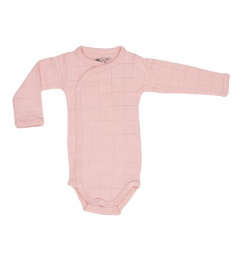 Lodger Romper Solid Sensitive Longsleeve