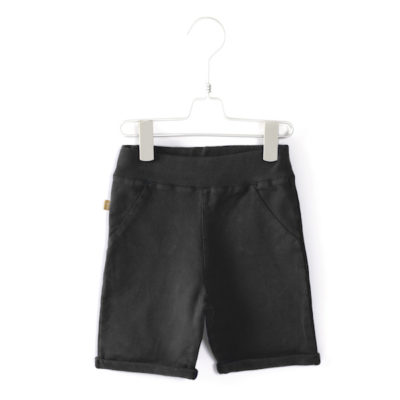 Lotiekids Bermuda shorts Washed Black