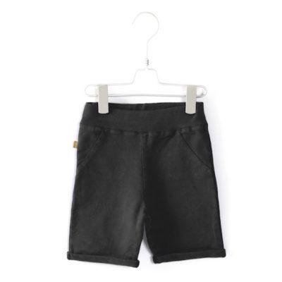 Lotiekids Bermuda shorts Washed Black