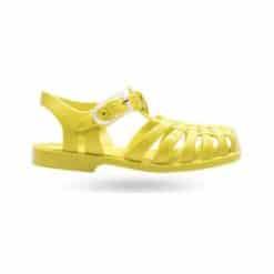 Meduse waterschoenen kanarie geel