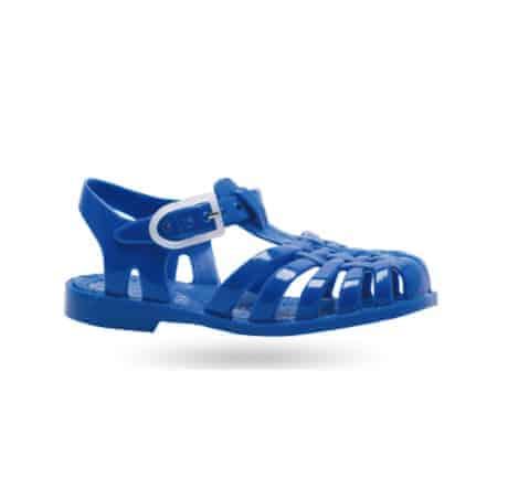 Meduse waterschoenen koningsblauw