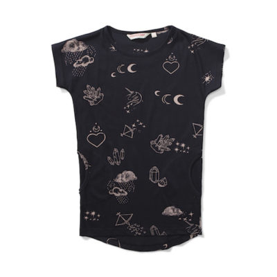 Munsterkids Dress Nassa Black