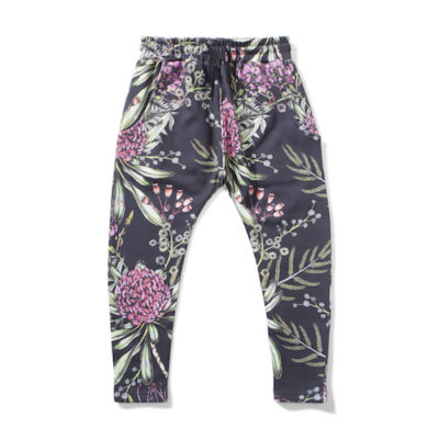 Munsterkids Sweatpants Wild Flower