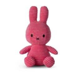 Nijntje rib corduroy bubblegum pink