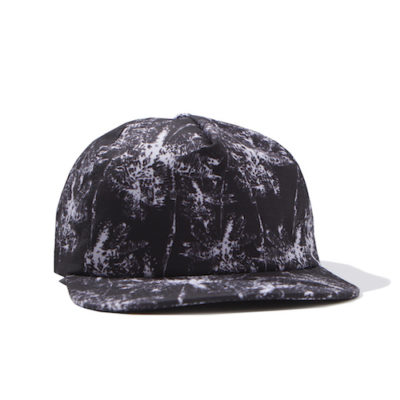 Munsterkids Cap Black Palm