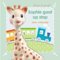 Voelboekje Sophie gaat op stap