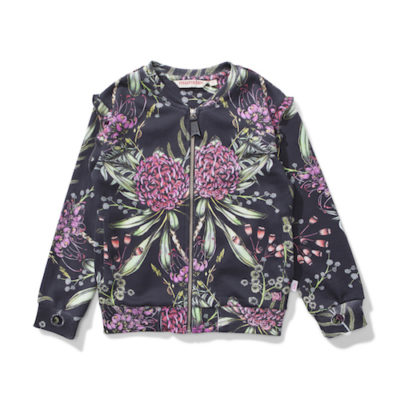 Munsterkids Cardigan Wild Flower