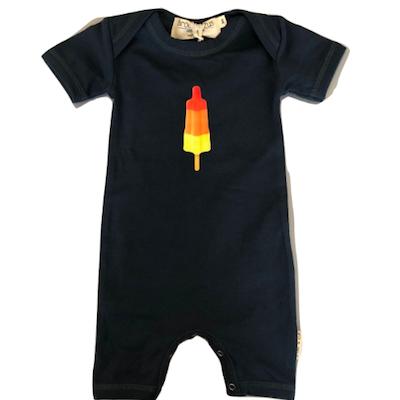 Babypakje Raketje Navy