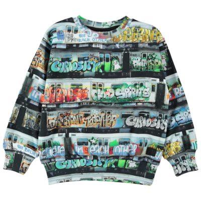 Molo Sweater Mik Subway