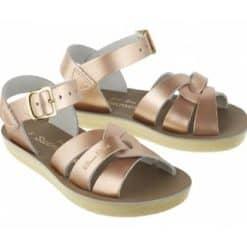 Salt-Water sandals swimmer rose gold
