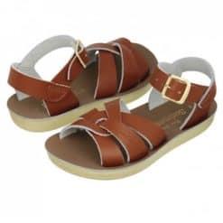 Salt-Water sandals swimmer tan