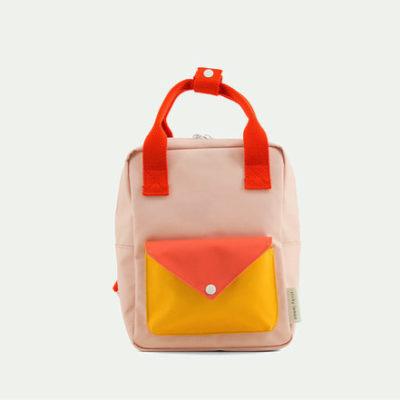 Sticky Lemon Small Backpack envelope soft pink