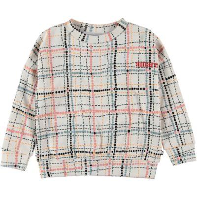 Molo Sweater Dot Check Isoli