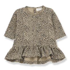 1+ in the family Dress Breda black beige