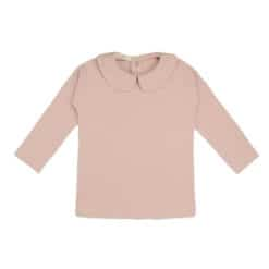 Phil & Phae Collar tee Blush