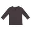 Phil & Phae Collar tee Graphite