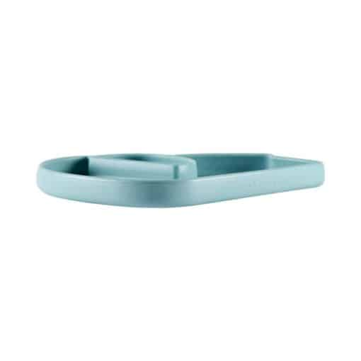 Anti-slip Silicone stick&stay plate Elphee blue