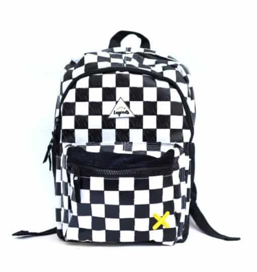 Little Legends Backpack Checkerboard