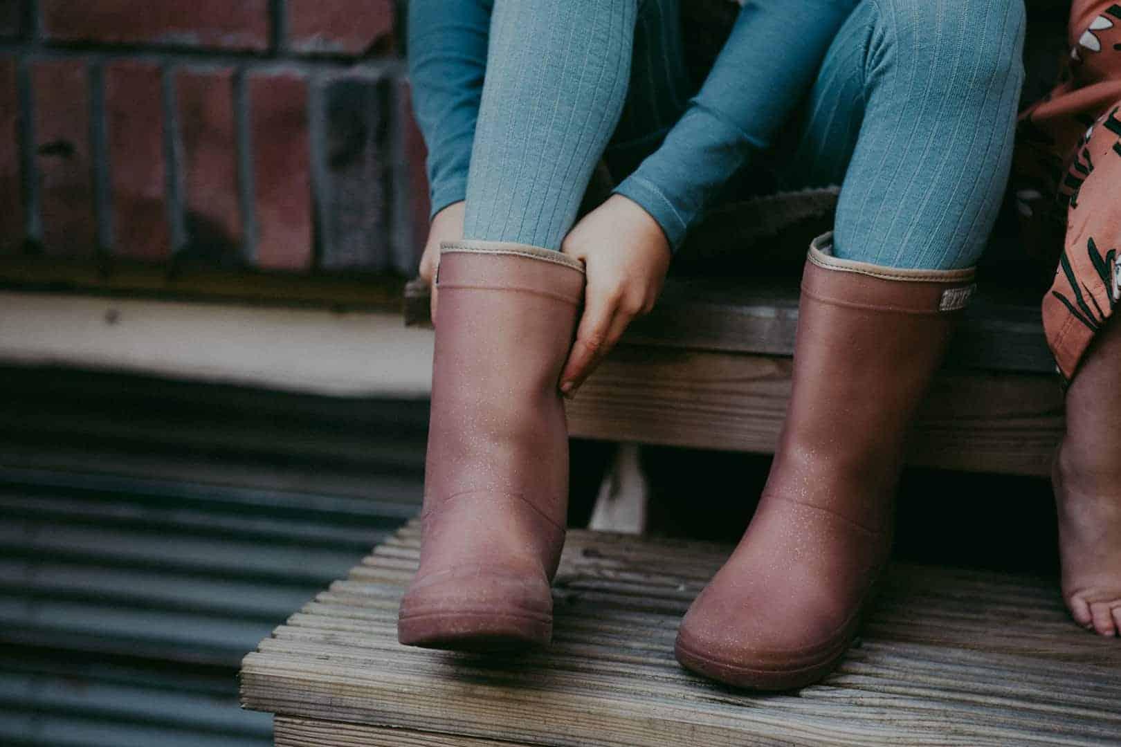 Welke maat Enfant laarzen heb ik nodig? Little Department