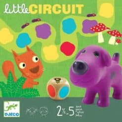 Djeco Peuterspel Little Circuit