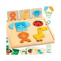 Djeco Puzzel Geo Basic