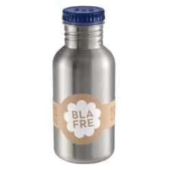 Blafre drinkfles RVS Blauw