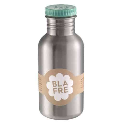 Blafre drinkfles RVS Blauwgroen